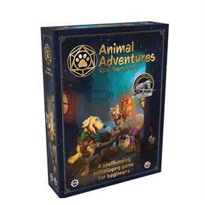 Animal Adventures: Starter Set ^ NOV 9 2020