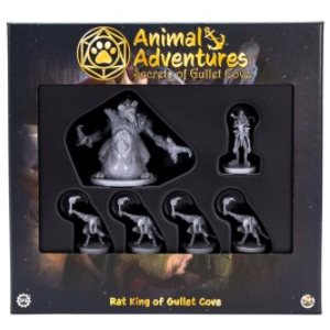 Animal Adventures: The Rat King of Gullet Cove ^ APR 2 2021
