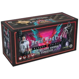 Devil May Cry: The Bloody Palace: The Walking Arsenal Expansion ^ OCT 26 2020