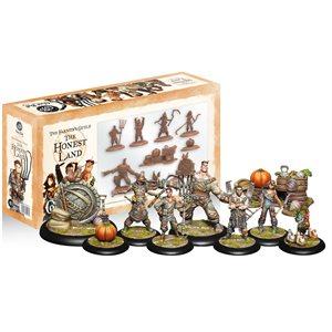 Guild Ball: Farmer's Guild - Team Pack (6) - The Honest Land