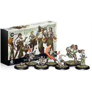 Guild Ball: Alchemists Guild - Team Pack (6) - The Lure of Gold