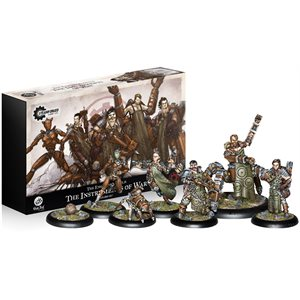 Guild Ball: Engineer's Guild - Team Pack (6) - The Instruments of War
