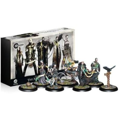 Guild Ball: Morticians Guild - Team Pack (6) - The Master of Puppets