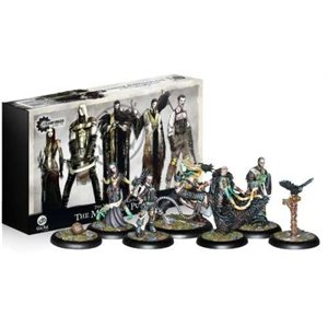 Guild Ball: Mortician's Guild - Team Pack (6) - The Master of Puppets