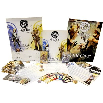 Guild Ball: Kick Off! - Launch Pack