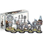 Guild Ball: Blacksmiths Guild - Team Pack (6) - Forged From Steel