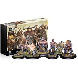 Guild Ball: Brewers Guild - Team Pack (6) - Sing When Youre Winning