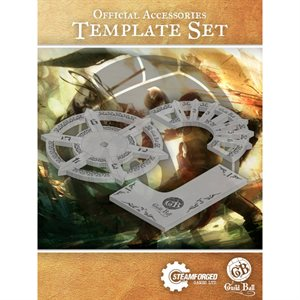 Guild Ball: Template Set