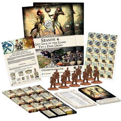 Guild Ball: Season 4 Launch Pack