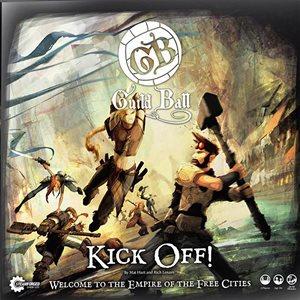 Guild Ball: Kick Off! - 2 Player Starter Set