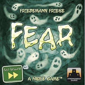 Fear (Fast Forward Series #1)
