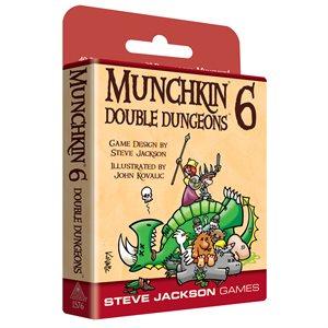 Munchkin: 6 Double Dungeons ^ July 2019
