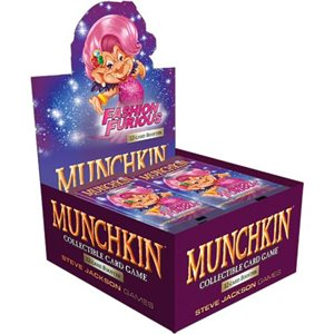 Munchkin Collectible Card Game: Season 1 Fashion Furious