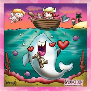 Munchkin Valentines Day Monster Box (Katie Cook)