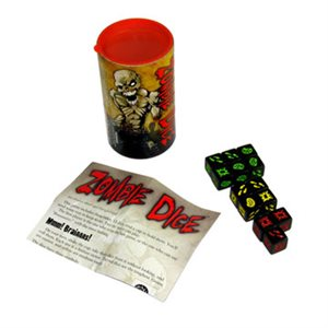 Zombie Dice (No Amazon Sales)