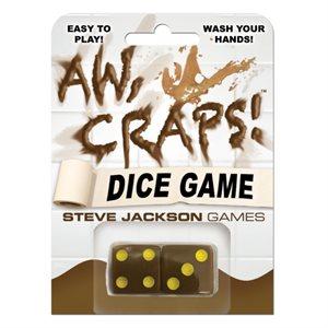 Aw Craps (No Amazon Sales)