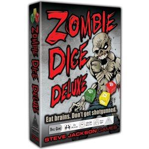 Zombie Dice Deluxe (No Amazon Sales)