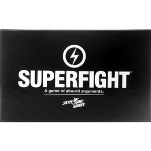 SUPERFIGHT: 500 Card Core Deck (No Amazon Sales)