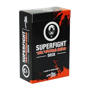 SUPERFIGHT: The Walking Dead Deck (No Amazon Sales)