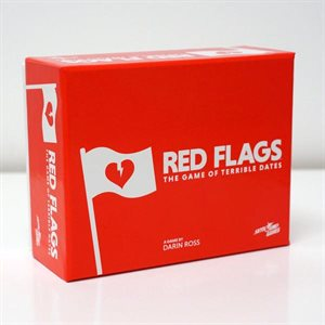 Red Flags: Main Game (No Amazon Sales)