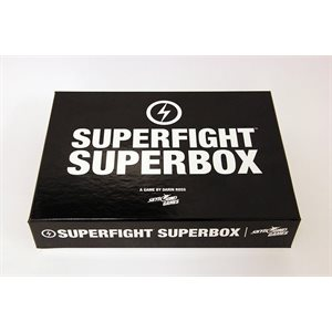 SUPERFIGHT: The Superbox (No Amazon Sales)