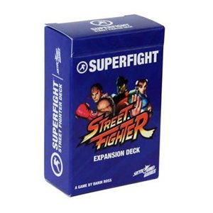 SUPERFIGHT: The Street Fighter Deck (No Amazon Sales)