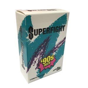 SUPERFIGHT: The 90s Deck (No Amazon Sales)
