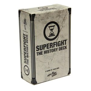 SUPERFIGHT: The History Deck (No Amazon Sales)