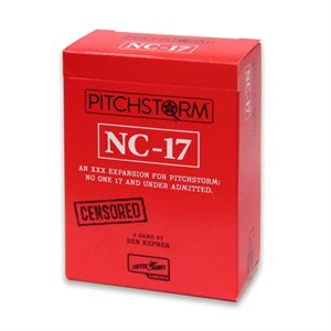 Pitchstorm: NC-17 Deck (No Amazon Sales)