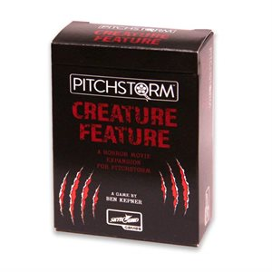 Pitchstorm: Creature Feature Deck (No Amazon Sales)