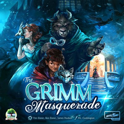 Grimm Masquerade (No Amazon Sales)