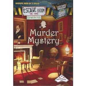 Escape Room Expansion Murder Mystery