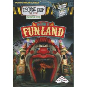 Escape Room Expansion Welcome to Funland