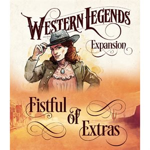 Western Legends: A Fistful of Extras