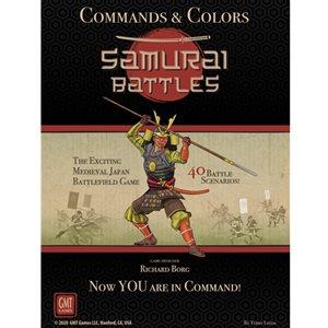 Commands & Colors: Samurai Battles