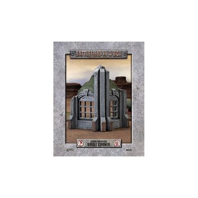 Battlefield in a Box: Small Corner (30mm)
