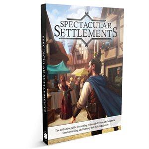 Spectacular Settlements (5E) (BOOK)