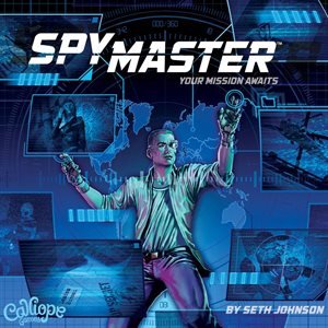 SpyMaster (No Amazon Sales)