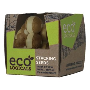 Eco Logicals: Stacking Seeds (Small)