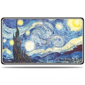 Playmat: Fine Art: Starry Night