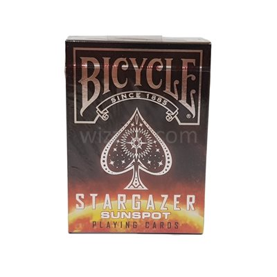 Bicycle Deck: Sunspot