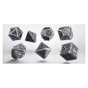 Metal Svetovid Dice Set (7 pc) (No Amazon Sales)