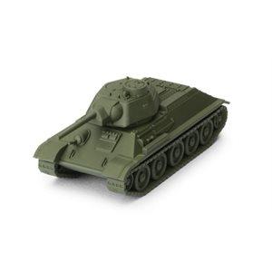 World of Tanks: Wave 2 Tank - Soviet (T-34) - Medium Tank