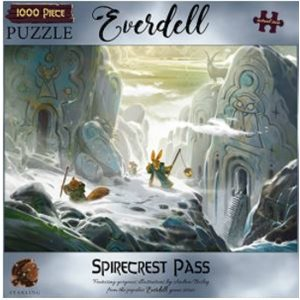 Everdell: Puzzle Spirecrest Pass ^ APR 2021