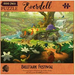 Everdell: Puzzle Bellfaire Festival ^ APR 2021