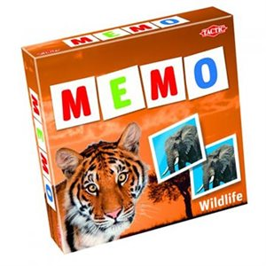 Memo Wildlife Animals