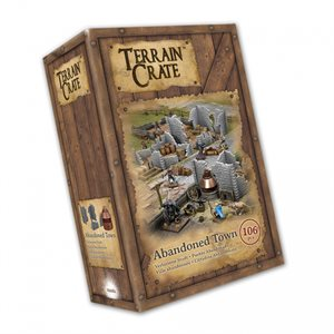 Terrain Crate: Abandoned Town