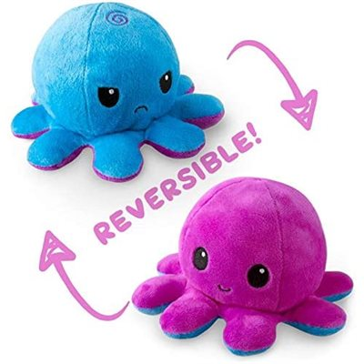 Reversible Octopus Mini Purple / Blue (No Amazon Sales) ^ OCT 2020