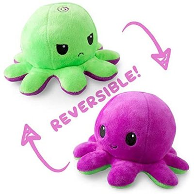 Reversible Octopus Mini Green / Purple (No Amazon Sales) ^ OCT 2020