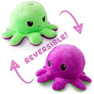 Reversible Octopus Mini Green / Purple (No Amazon Sales)